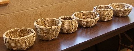 Seagrass Baskets 1